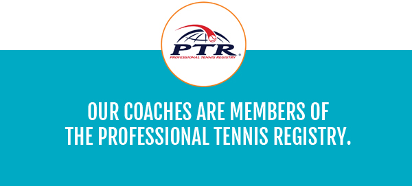 Professional Tennis Registry logo