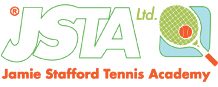 Jamie Stafford Tennis Academy logo