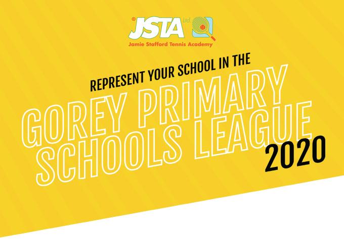 Gorey Primary Schools League 2020 Banner