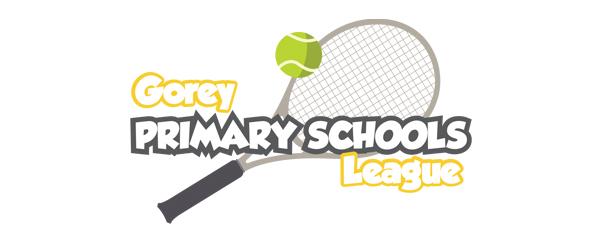 Gorey Primary Schools Tennis League logo