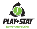ITF Play and Stay logo