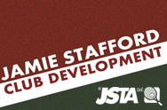 Jamie Stafford Club Development