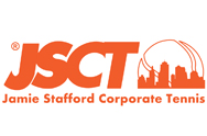 Jamie Stafford Corporate Tennis logo
