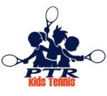 PTR kids tennis logo