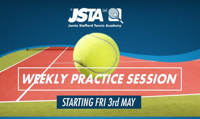 Practice Session at Gorey newsletter Banner