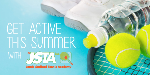Teenage Summer tennis camps
