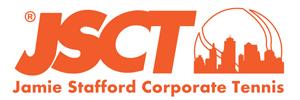 Jamie Stafford Corporate Tennis Logo