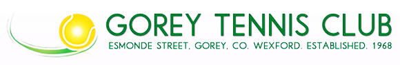 Gorey Tennis Club logo