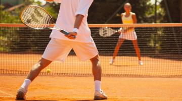 Summer Social Tennis image