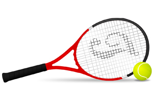 Tennis Racket image