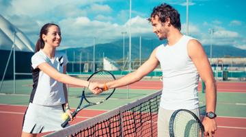 Weekend Adult Tennis Camps image